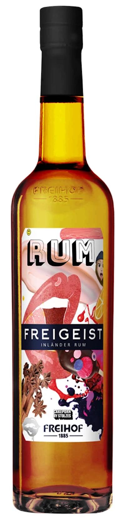 Freihof - Freigeist Edition Stolzes Inländer Rum