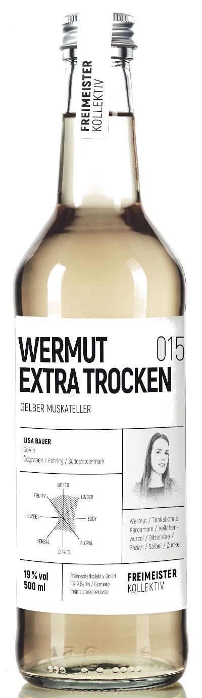 Freimeisterkollektiv - Wermut Extra Trocken