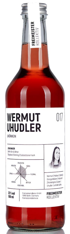 Freimeisterkollektiv - Wermut Uhudler