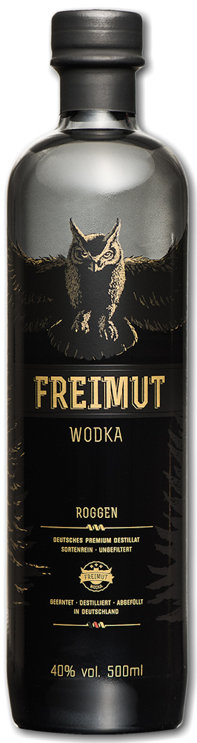 Freimut - Vodka bio