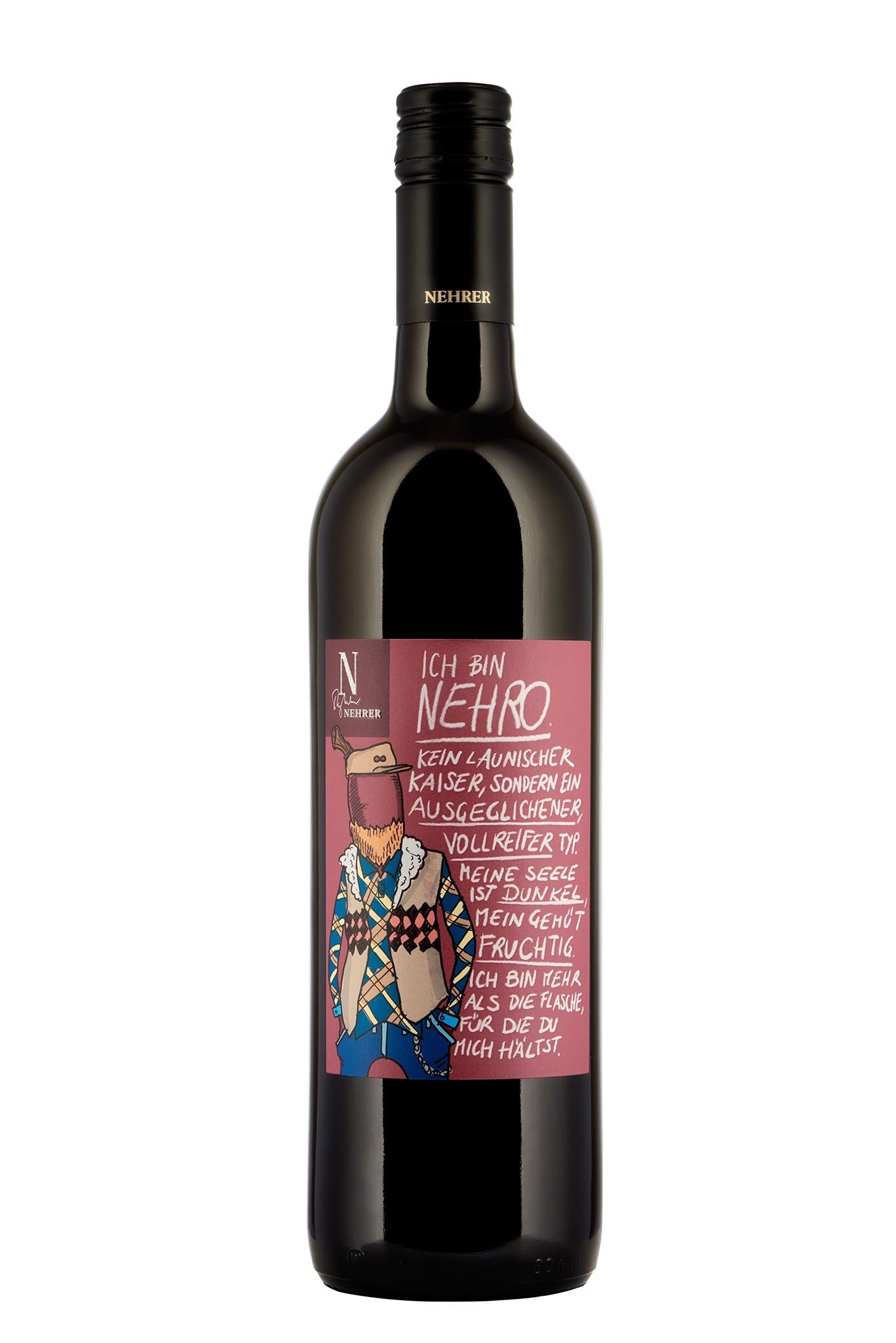 Nehrer - Cuvée Nehro, 2018