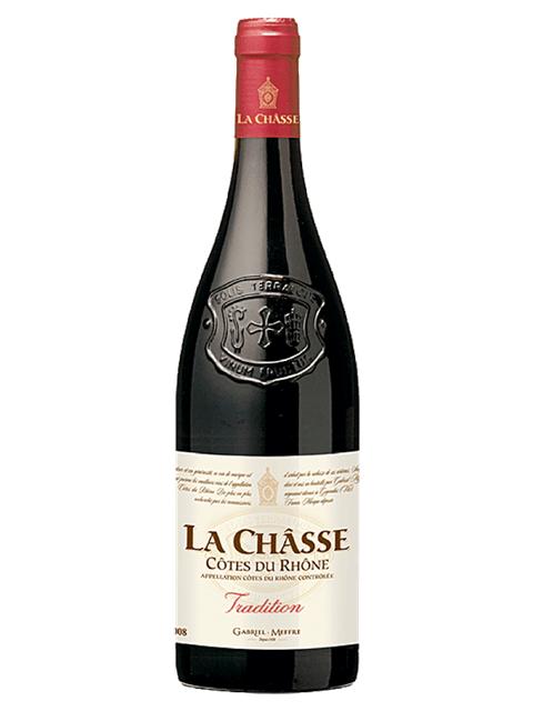 La Châsse Prestige - Côtes du Rhône rouge, 2016