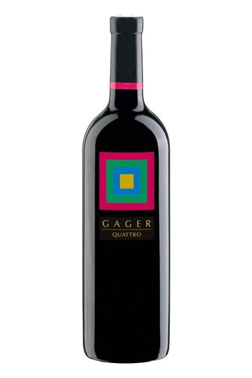 Gager - Quattro Halbflasche, 2012