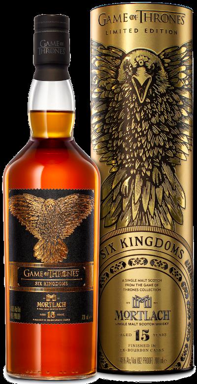Mortlach - Game of Thrones Six Kingdoms 15 years Single Malt Scotch Whisky