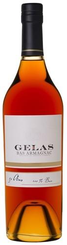 B. Gelas & Fils - Armagnac 40% 0,7 l, 1916