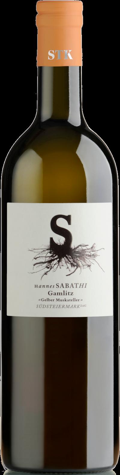 Sabathi Hannes - Gelber Muskateller Gamlitz