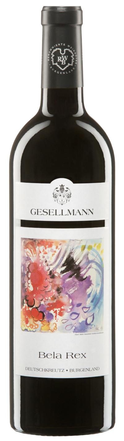 Gesellmann - Bela Rex bio