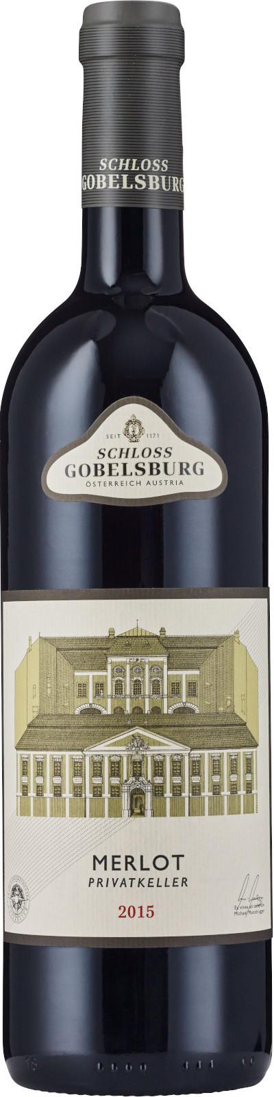 Schloss Gobelsburg - Merlot Privatkeller