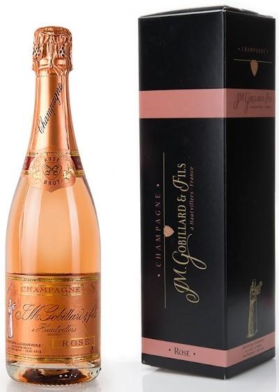 Gobillard & Fils - Brut Rosé im Geschenkkarton