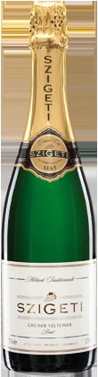 Szigeti - Grüner Veltliner Sekt Halbflaschen