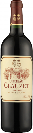 Chateau Clauzet - Grand Cru Bourgeois Ex, 2010