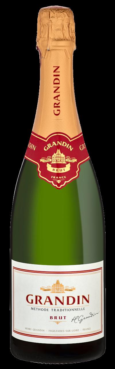 Grandin - Brut Méthode Traditionelle