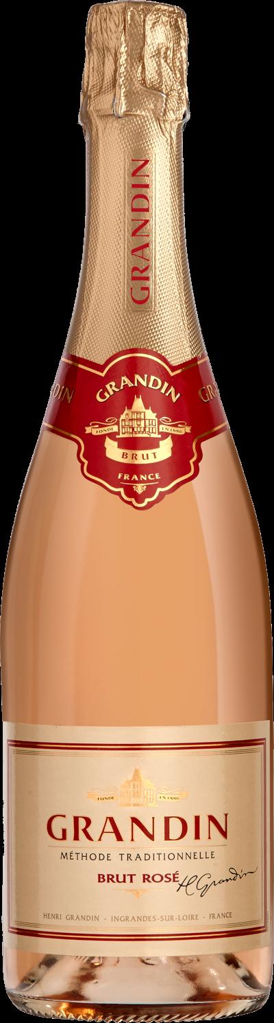 Grandin - Brut Méthode Traditionelle Rosé