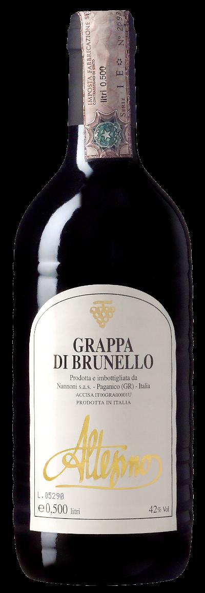 Altesino - Grappa di Brunello