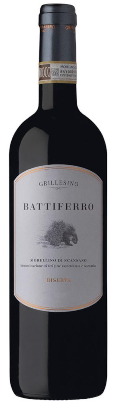 Grillesino - Battiferro Morellino di Scansano Riserva DOCG