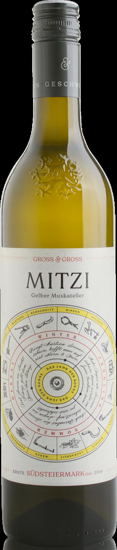 Gross & Gross - Gelber Muskateller Mitzi Südsteiermark DAC