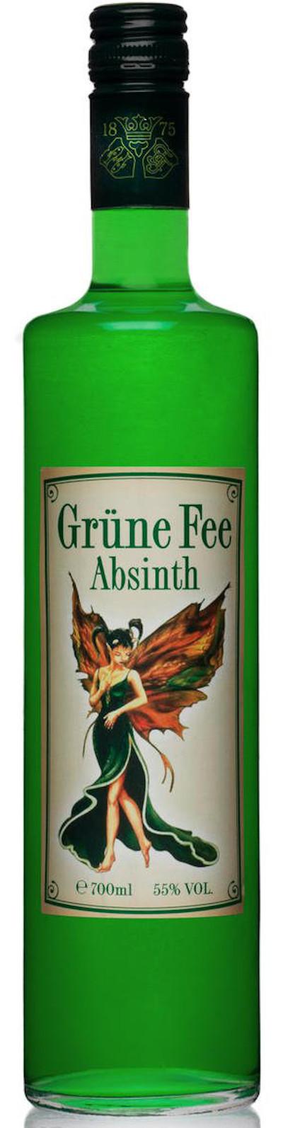 F. Fischer - Grüne Fee Absinthe