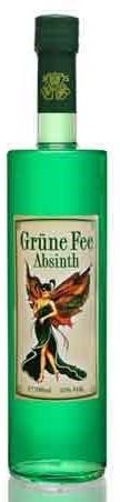 Grüne Fee - Absinthe