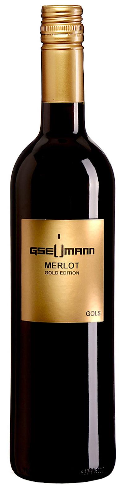 Matthias Gsellmann - Merlot Golser Selektion