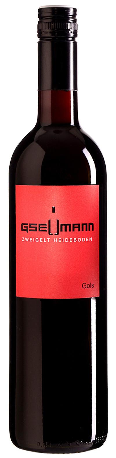 Matthias Gsellmann - Zweigelt Heideboden