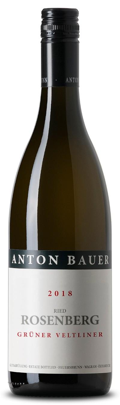 Anton Bauer - Grüner Veltliner Ried Rosenberg