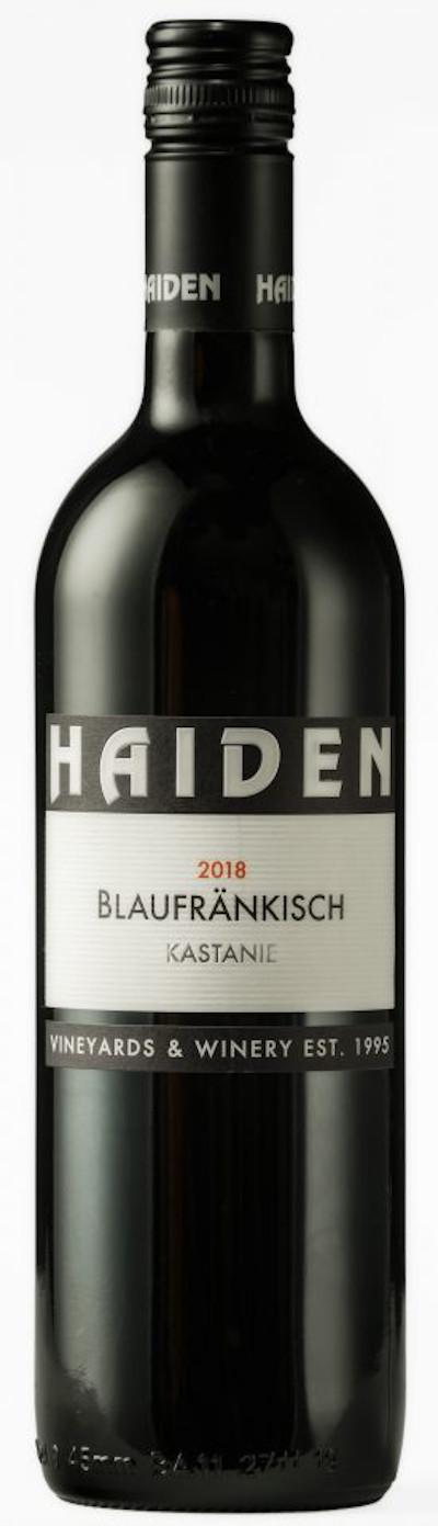 Haiden - Blaufränkisch Kastanie