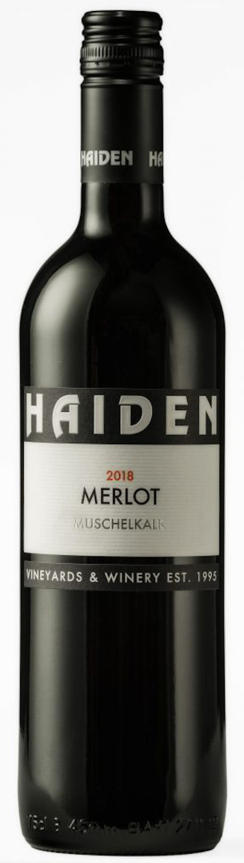 Haiden - Merlot Muschelkalk