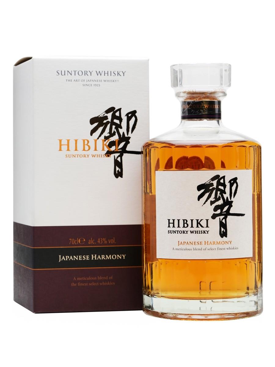Hibiki - Japanese Harmony Blended Whisky