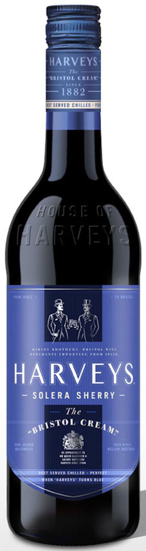 Harveys - Bristol Cream Sherry
