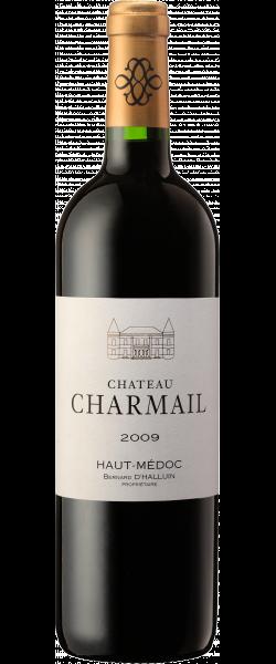 Chateau Charmail - Crus Bourgois Superieur Haut Medoc, 2009