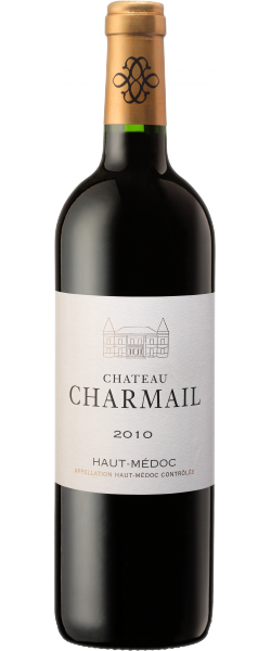 Chateau Charmail - Crus Bourgois Superieur Haut Medoc, 2010