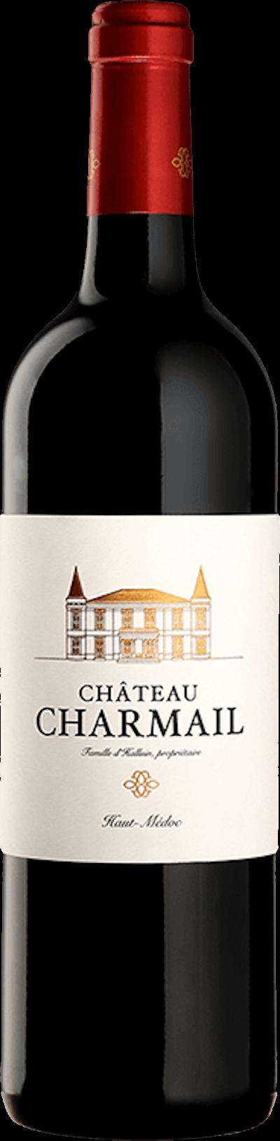Chateau Charmail - Haut Medoc Crus Bourgois Superieur, 2015