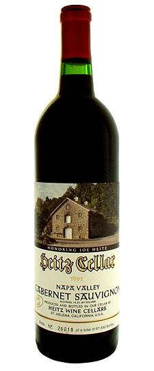 Heitz Wine Cellars - Cabernet Sauvignon Martha´s Vineyard, 1997