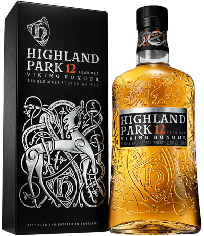 Highland Park - 12 years Orkney Island Single Malt Scotch Whisky