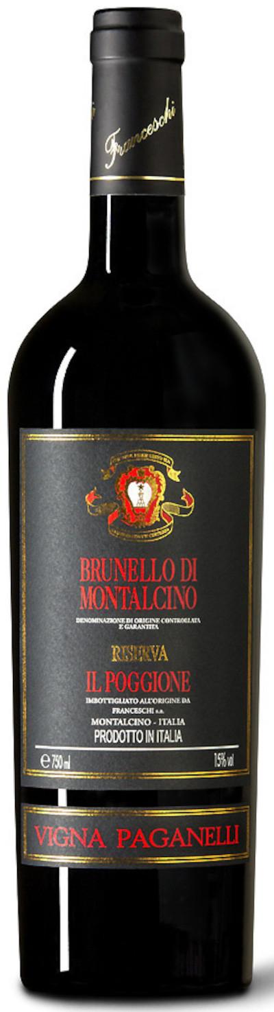 Il Poggione - Brunello di Montalcino Riserva Vigna Paganelli