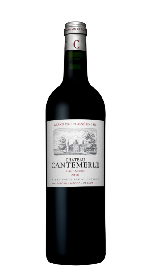 Chateau Cantemerle - 5.Grand Cru Classe, 2011