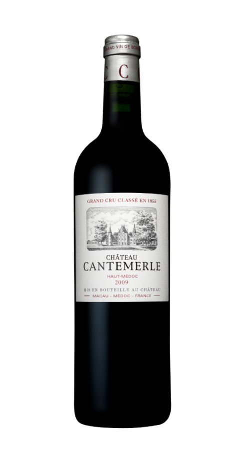 Chateau Cantemerle - 5.Grand Cru Classe, 2009