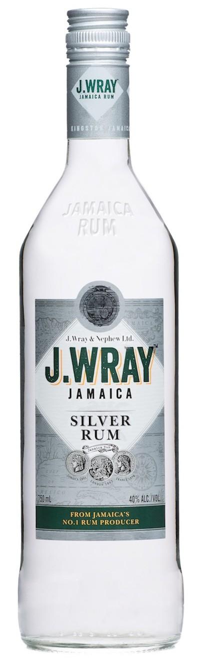 J. Wray - Jamaica Rum Silver