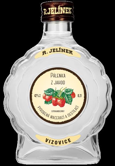 Jelinek - Erdbeer Destillat