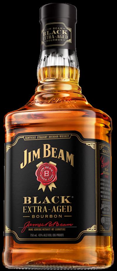 Jim Beam - Black Extra Aged Kentucky Straight Bourbon Whiskey