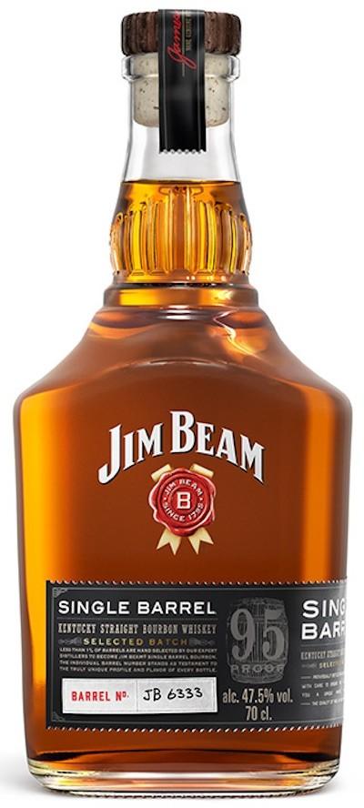 Jim Beam - Single Barrel Bourbon Whiskey