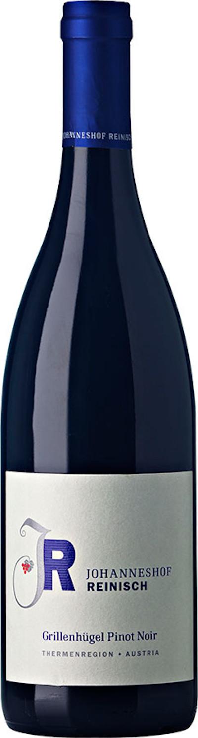 Johanneshof Reinisch - Pinot Noir Grillenhügel bio
