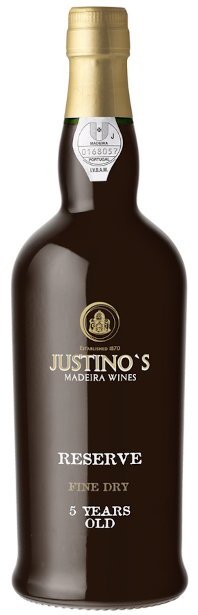 Justino's Madeira - 5 years old Fine Dry