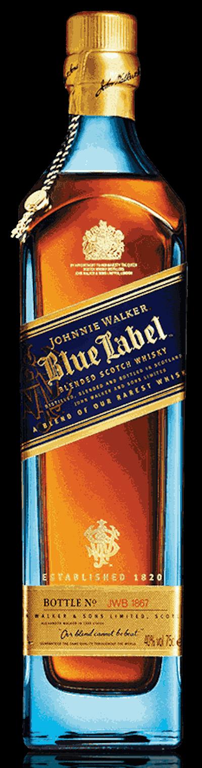 Johnnie Walker - Blue Label Blended Scotch Whisky