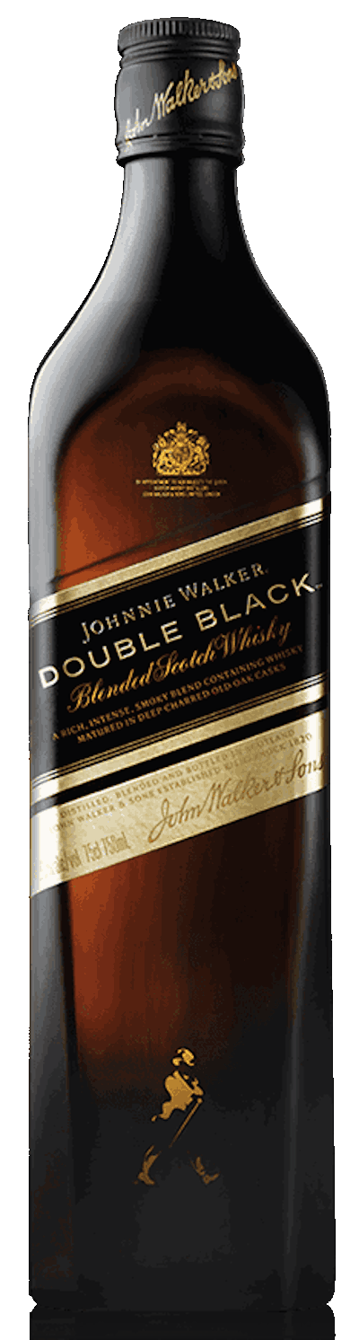 Johnnie Walker - Double Black Blended Scotch Whisky