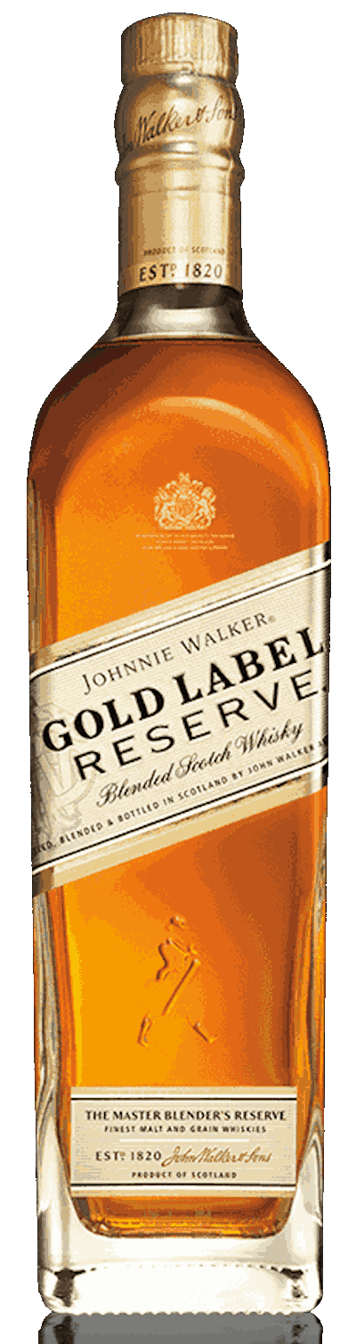 Johnnie Walker - Gold Label Reserve Blended Scotch Whisky