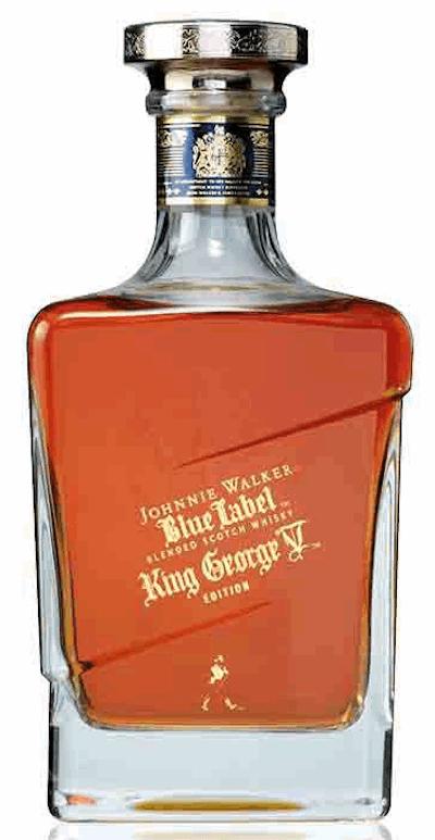 Johnnie Walker - King George V. Blended Scotch Whisky
