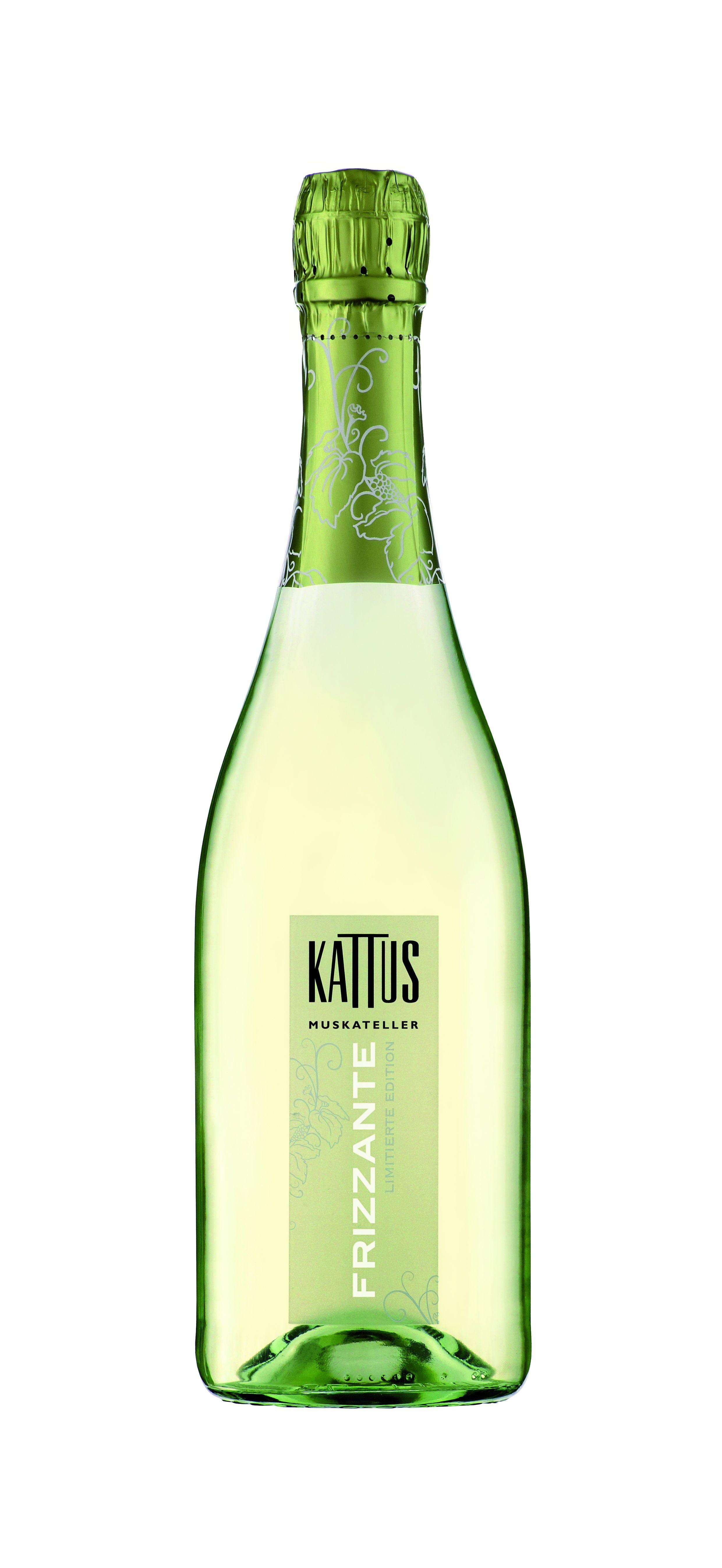 Kattus - FrizzanteMuskateller