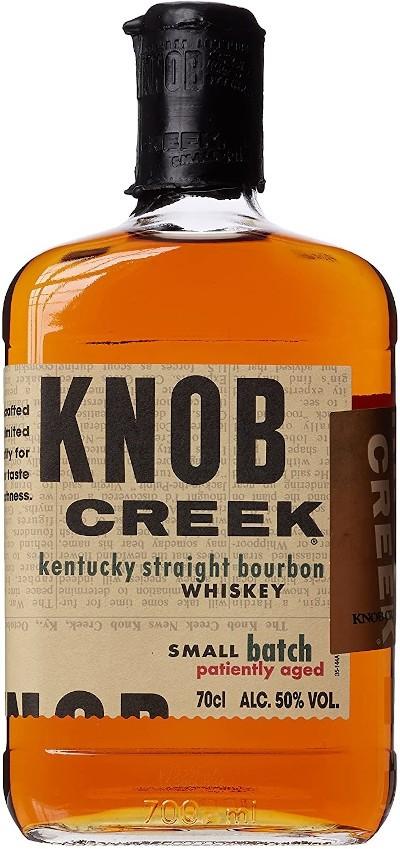 Knob Creek - Small Batch Kentucky Straight Bourbon Whiskey