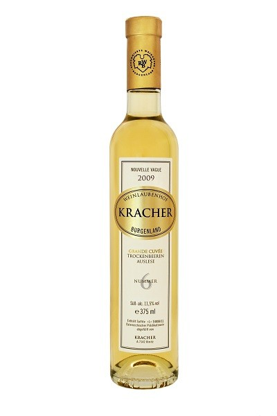 Kracher - Grande Cuvée Nr. 6 Nouvelle Vague Trockenbeerenauslese, 2008